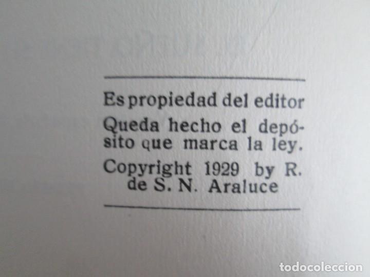 Libros antiguos: EL MUNDO DE LOS SUEÑOS. HAVELOCK ELLIS. CASA EDITORIAL ARALUCE. 1929. VER FOTOGRAFIAS ADJUNTAS - Foto 8 - 147742826
