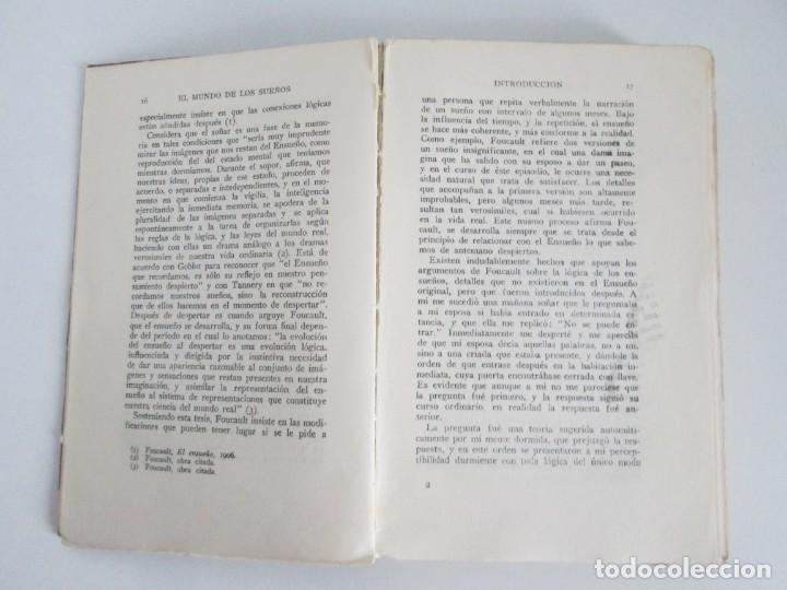 Libros antiguos: EL MUNDO DE LOS SUEÑOS. HAVELOCK ELLIS. CASA EDITORIAL ARALUCE. 1929. VER FOTOGRAFIAS ADJUNTAS - Foto 10 - 147742826