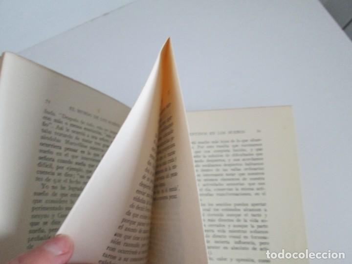 Libros antiguos: EL MUNDO DE LOS SUEÑOS. HAVELOCK ELLIS. CASA EDITORIAL ARALUCE. 1929. VER FOTOGRAFIAS ADJUNTAS - Foto 12 - 147742826