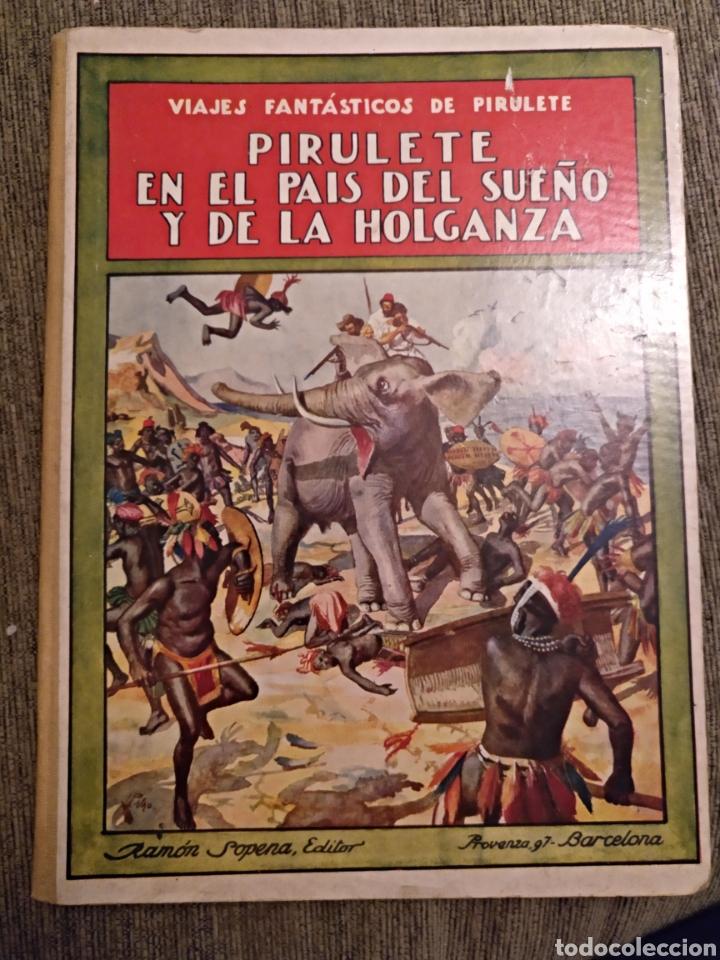 Libros antiguos: Lote libros pirulete 1922 - Foto 4 - 147748446