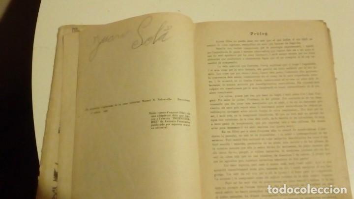 Libros antiguos: INGENUÏTATS PER ANICET VILLAR 1937 - Foto 4 - 147765054