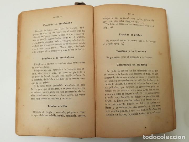 Libros antiguos: Ramillete del Ama de Casa 1924 NIEVES - Foto 5 - 147777286