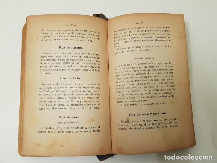 Libros antiguos: Ramillete del Ama de Casa 1924 NIEVES - Foto 6 - 147777286