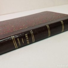 Libros antiguos: LIBRO DE CAZA, SAFARI MARTÍN JOHNSON, EDT. IBERIA 1930. Lote 147865742