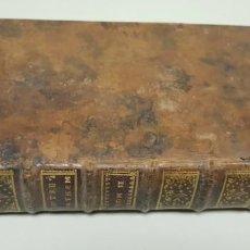 Libros antiguos: J- ENTRETIENS MATHEMATIQUES SUR LES NOMBRES TOME SECOND PARIS AÑO 1743 DIFICIL! 426 PAGINAS. Lote 147978830