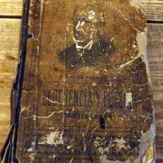 Libros antiguos: CAYETANO VIDAL VALENCIANO ELOCUENCIA Y POESIA CASTELLANAS BASTINOS EDITOR BARCELONA 1903. Lote 148058398