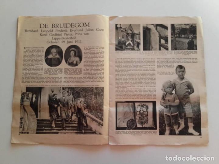 Libros antiguos: 1937, HET PRINSELIJK HUWELIJKSFEEST - Foto 6 - 148152554