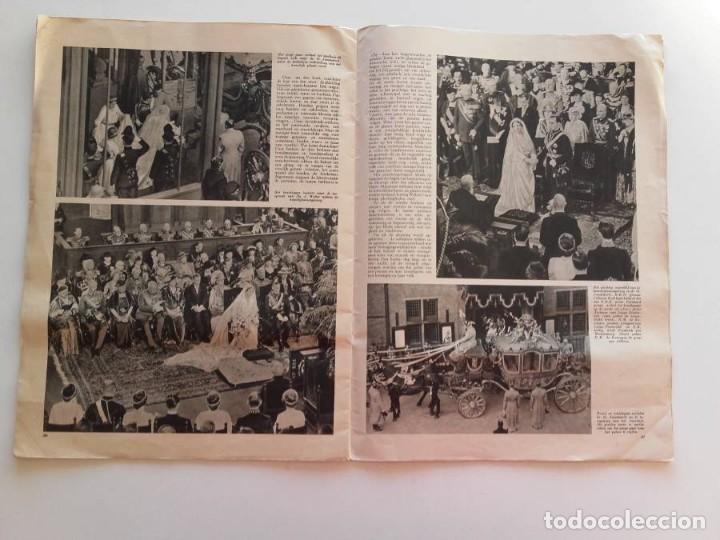 Libros antiguos: 1937, HET PRINSELIJK HUWELIJKSFEEST - Foto 8 - 148152554
