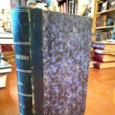 Libros antiguos: FR GERUNDIO. 13-14. M.P.C. Lote 148198369
