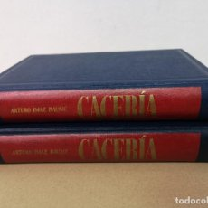 Libros antiguos: CACERÍA, ARTURO IMAZ EDT. NORGIS 1961. Lote 148199914