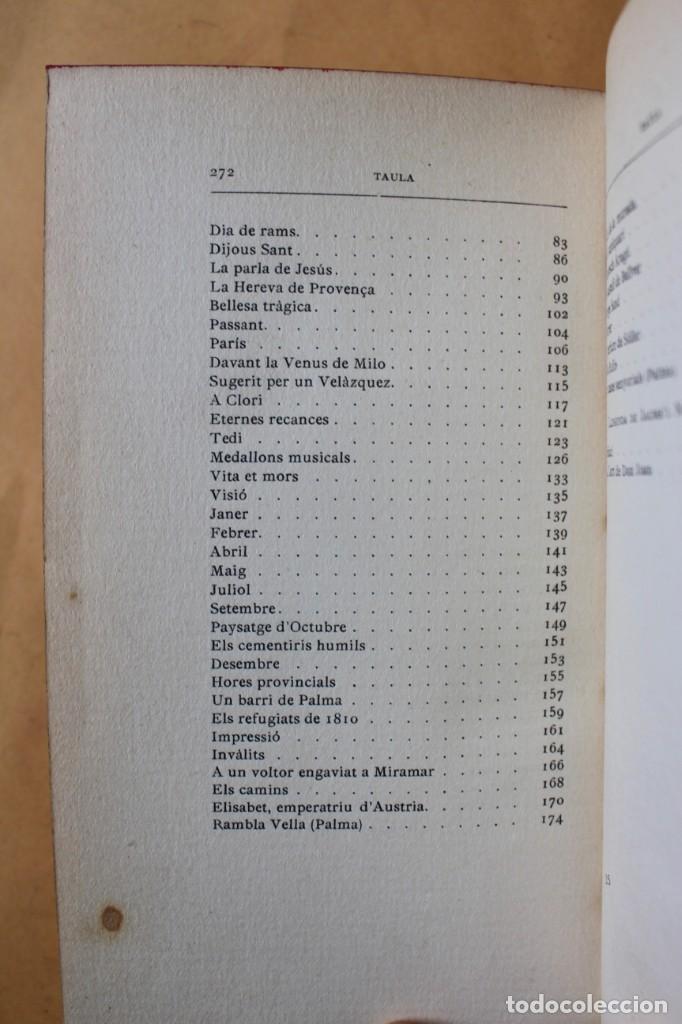 Libros antiguos: OBRES CATALANES DE MIQUEL S.OLIVER - ILUSTRACIÓ CATALANA - 6 TOMOS. - Foto 6 - 148282074