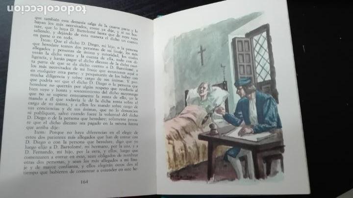 Libros antiguos: cristobal colon los 4 viajes del almirante y su testamento (obras selectas) - Foto 4 - 148286390