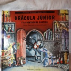Libros antiguos: DRACULA JUNIOR, LIBRO POP-UP. Lote 148293394