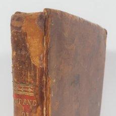 Libros antiguos: COMPENDIO DE LAS LECCIONES SOBRE LA RETÓRICA Y BELLAS LETRAS. HUGO BLAIR. TOLOSSA. 1819.. Lote 148324234