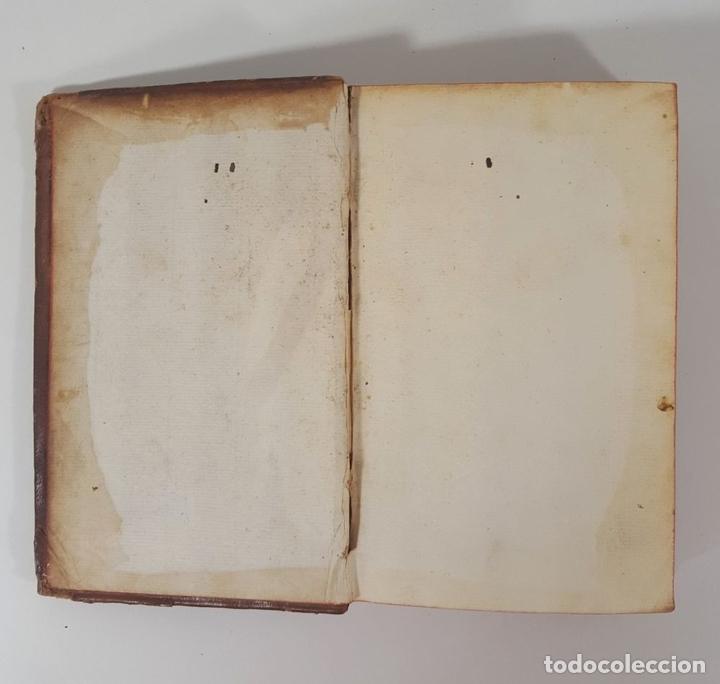 Libros antiguos: COMPENDIO DE LAS LECCIONES SOBRE LA RETÓRICA Y BELLAS LETRAS. HUGO BLAIR. TOLOSSA. 1819. - Foto 2 - 148324234