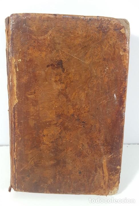 Libros antiguos: COMPENDIO DE LAS LECCIONES SOBRE LA RETÓRICA Y BELLAS LETRAS. HUGO BLAIR. TOLOSSA. 1819. - Foto 9 - 148324234