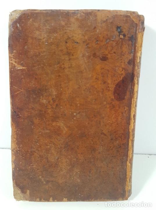Libros antiguos: COMPENDIO DE LAS LECCIONES SOBRE LA RETÓRICA Y BELLAS LETRAS. HUGO BLAIR. TOLOSSA. 1819. - Foto 10 - 148324234