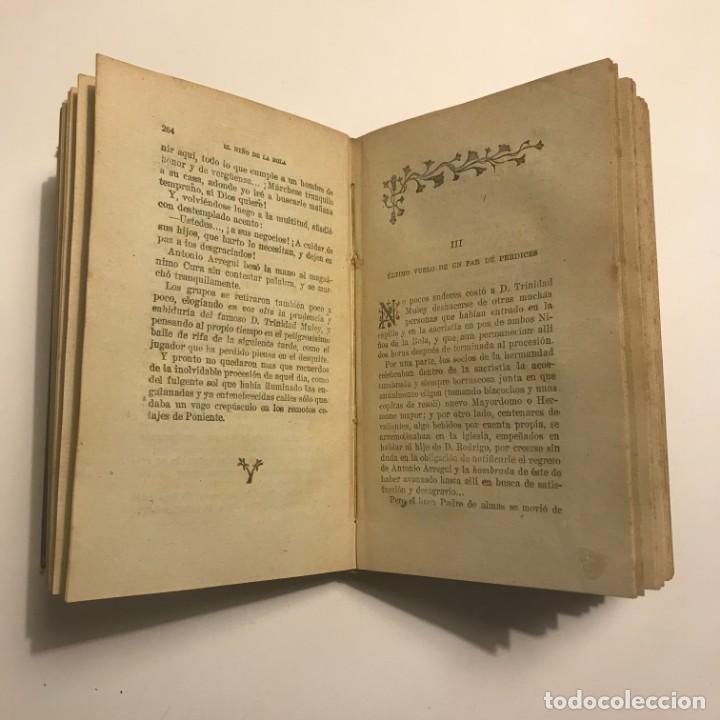 Libros antiguos: El niño de la bola. Pedro A. de Alarcón. Ex-libris. Décima tercera edición. 1921 - Foto 4 - 148344994