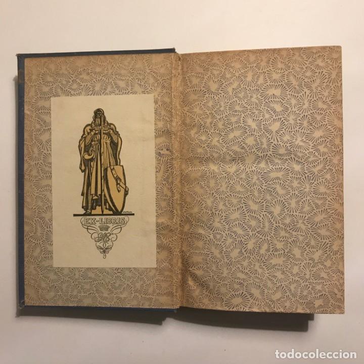Libros antiguos: El niño de la bola. Pedro A. de Alarcón. Ex-libris. Décima tercera edición. 1921 - Foto 5 - 148344994
