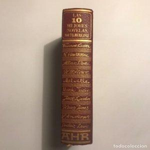 Las 10 mejores novelas norteamericana. Luis Solano Costa. Ed. AHR