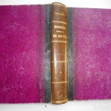 Libros antiguos: VICTOR GEBHARDT HISTORIA GENERAL DE ESPAÑA Y DE SUS INDIAS. TOMO 5 Y92150 . Lote 148438270