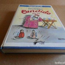 Libros antiguos: LIBRO HUMORISTICO EN ITALIANO GRAN TAMAÑO MONDO CANDIDO 1948-51 ED RIZZOLI. Lote 148438726
