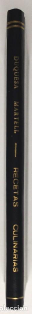 Libros antiguos: 120 MANERAS DE GUISAR HUEVOS. Célebres recetas culinarias. - MARTELL, Duquesa. - Foto 4 - 148450706