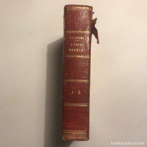 Varias novelas. P.L.Coloma. Juan Miseria. Por un piojo. Del natural. 1902