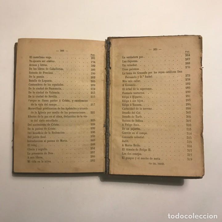 Libros antiguos: Elocuencia y moral. D. José Figueras y Pey. 1898 - Foto 3 - 148465982