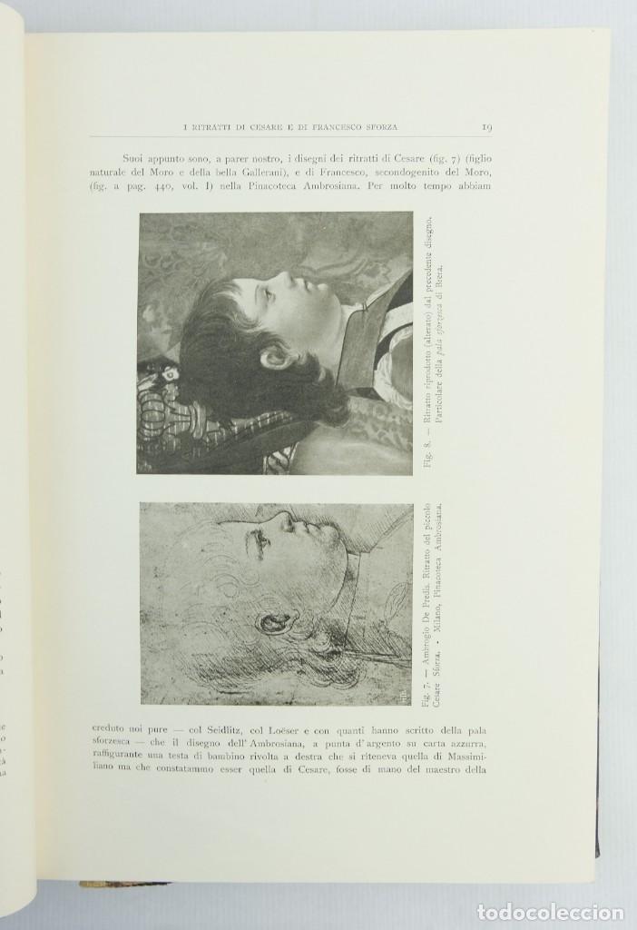 Libros antiguos: La corte di Lodovico il moro, Francesco Malaguzzi Valeri-Ed. Ultico Hoepli, Milan 1917 - Foto 5 - 148543682
