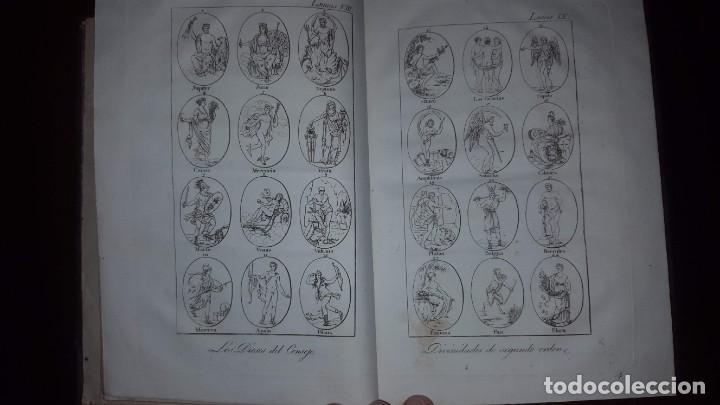 Libros antiguos: Nuevo Compendio de la Mitología - 1826 - Foto 9 - 148578558