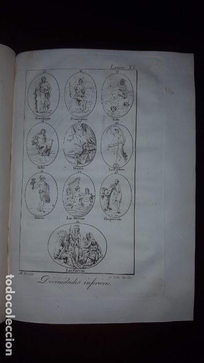 Libros antiguos: Nuevo Compendio de la Mitología - 1826 - Foto 11 - 148578558