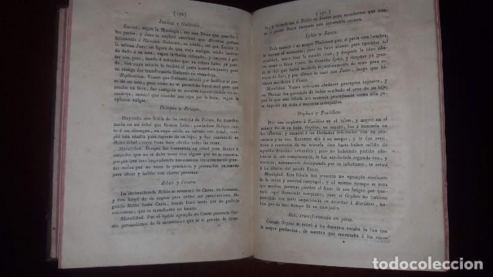 Libros antiguos: Nuevo Compendio de la Mitología - 1826 - Foto 13 - 148578558
