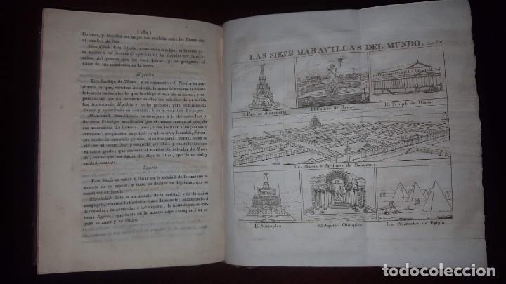 Libros antiguos: Nuevo Compendio de la Mitología - 1826 - Foto 14 - 148578558