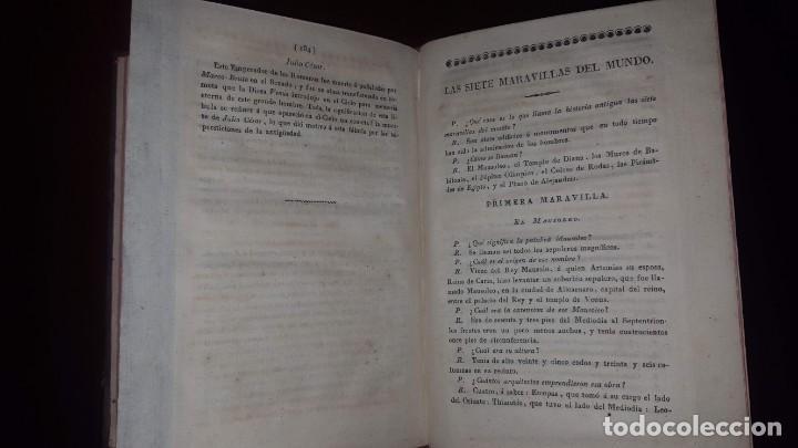 Libros antiguos: Nuevo Compendio de la Mitología - 1826 - Foto 15 - 148578558