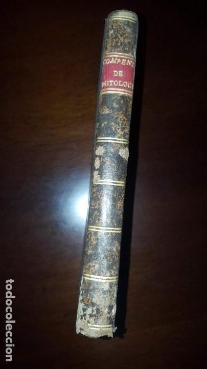 Libros antiguos: Nuevo Compendio de la Mitología - 1826 - Foto 3 - 148578558