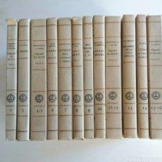 Libros antiguos: 12 LIBROS. ELS NOSTRES CLÀSSICS. EN CATALAN.. Lote 148642568