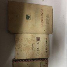 Libros antiguos: LIBROS ANTIGUOS. Lote 148740456