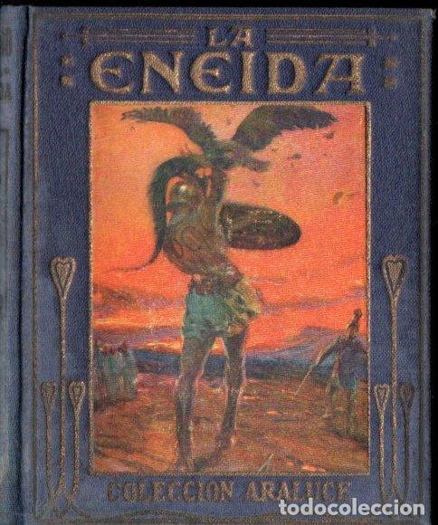 HOMERO - LA ENEIDA ARALUCE (1933) ILUSTRADO POR SEGRELLES (Libros Antiguos, Raros y Curiosos - Literatura Infantil y Juvenil - Otros)