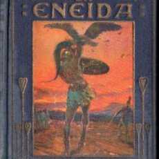 Libros antiguos: HOMERO - LA ENEIDA ARALUCE (1933) ILUSTRADO POR SEGRELLES. Lote 148812742