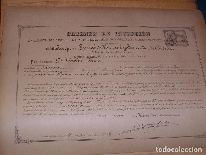 Libros antiguos: NUEVO METODO DE CORTE PARA SASTRES - EL ARTE DE CORTAR SIN MAESTRO - 1899 - Foto 5 - 148846994
