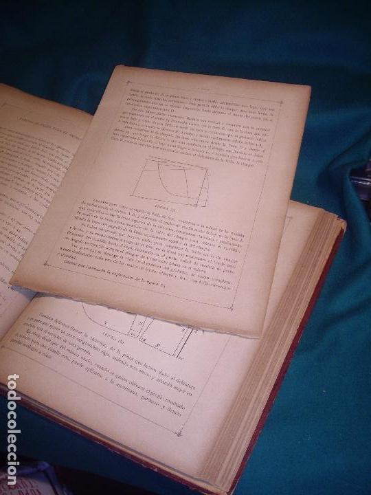 Libros antiguos: NUEVO METODO DE CORTE PARA SASTRES - EL ARTE DE CORTAR SIN MAESTRO - 1899 - Foto 6 - 148846994