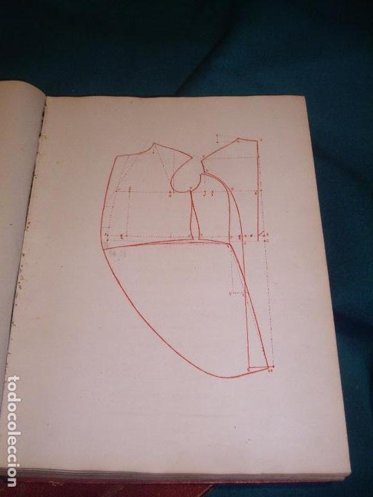 Libros antiguos: NUEVO METODO DE CORTE PARA SASTRES - EL ARTE DE CORTAR SIN MAESTRO - 1899 - Foto 13 - 148846994