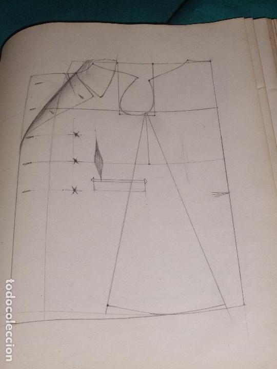 Libros antiguos: NUEVO METODO DE CORTE PARA SASTRES - EL ARTE DE CORTAR SIN MAESTRO - 1899 - Foto 14 - 148846994