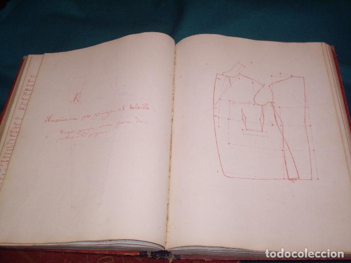 Libros antiguos: NUEVO METODO DE CORTE PARA SASTRES - EL ARTE DE CORTAR SIN MAESTRO - 1899 - Foto 17 - 148846994