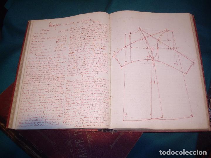 Libros antiguos: NUEVO METODO DE CORTE PARA SASTRES - EL ARTE DE CORTAR SIN MAESTRO - 1899 - Foto 18 - 148846994