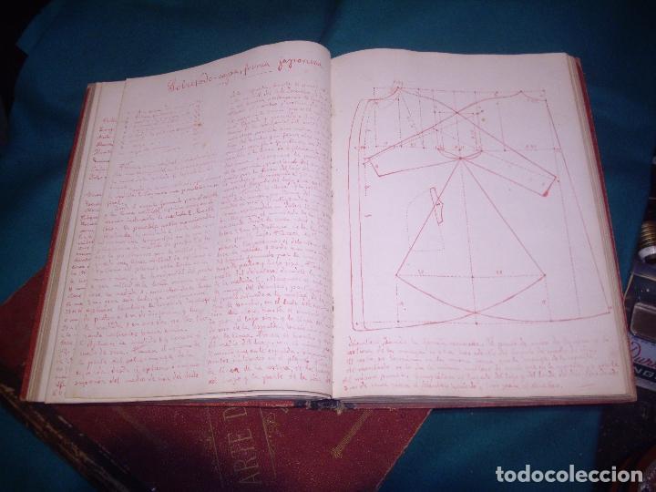Libros antiguos: NUEVO METODO DE CORTE PARA SASTRES - EL ARTE DE CORTAR SIN MAESTRO - 1899 - Foto 19 - 148846994