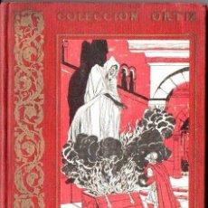 Libros antiguos: AMADOR DE TABARCA : TRADICIONES ESPAÑOLAS AL ALCANCE DE LOS NIÑOS (ESTUDIO, S.F.). Lote 148943402