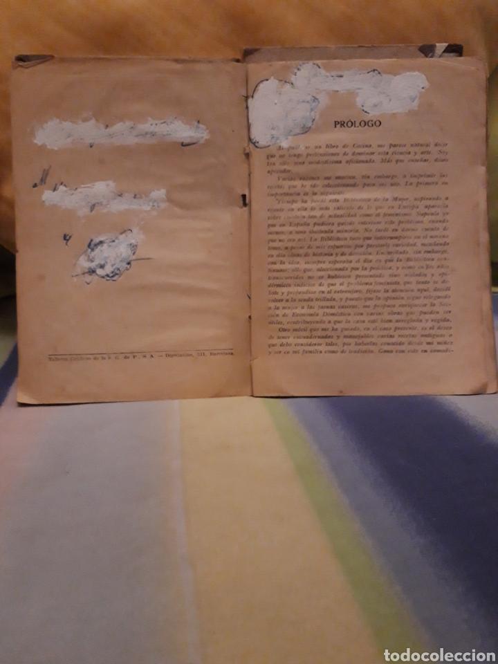 Libros antiguos: LA COCINA ESPAÑOLA ANTIGUA-CONDESA DE PARDO BAZÁN-1913-1920 - Foto 9 - 87792684