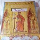 Libros antiguos: ME GUSTARIA SER FARAON, LIBRO POP-UP. Lote 149095738